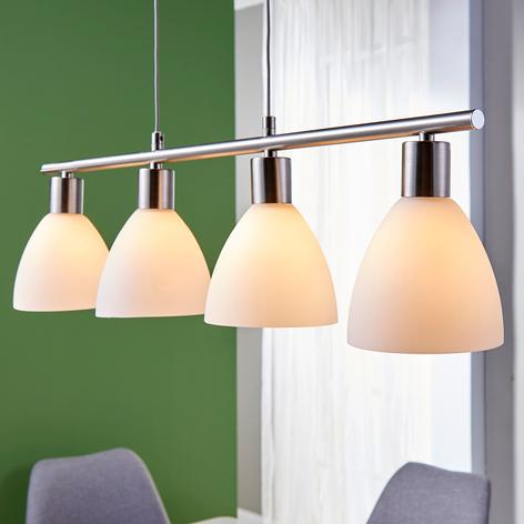Höj- och sänkbar matsalslampa Simeon