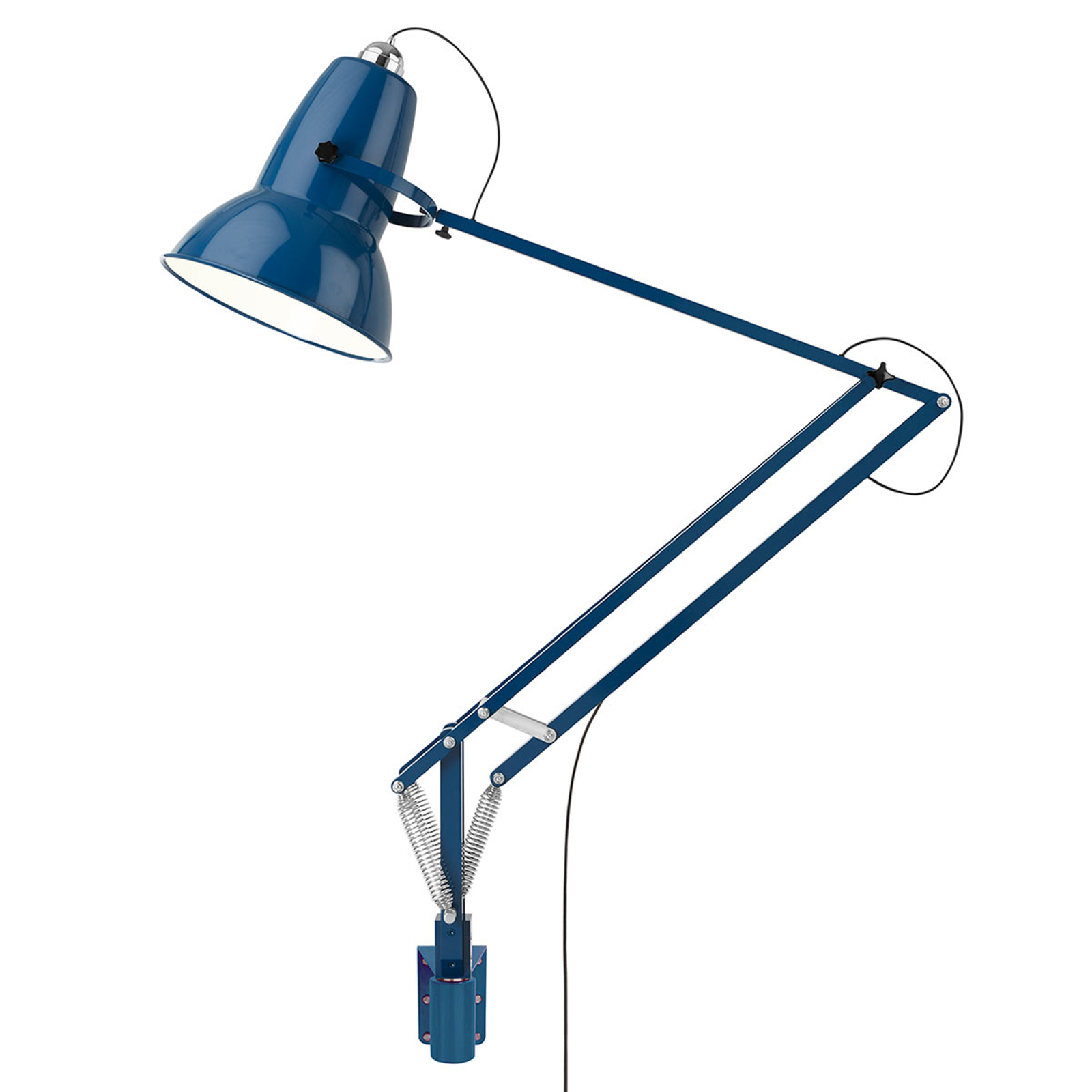 Anglepoise Original 1227 Giant applique bleue