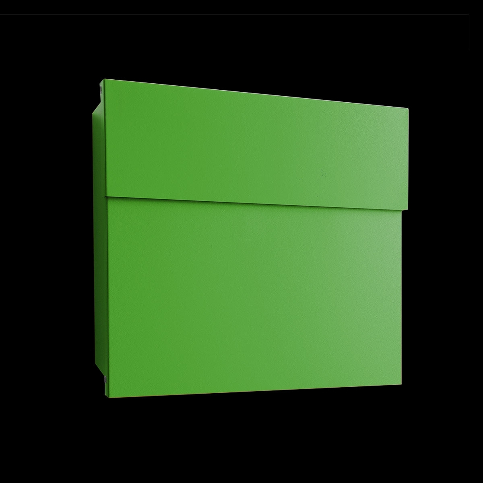 Design-brievenbus Letterman IV, groen