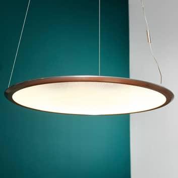 Artemide Discovery hængelampe, vandret, alu