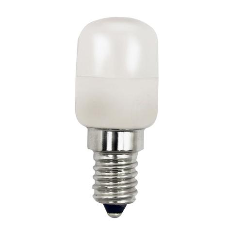 E14 LED koelkastlamp 2,3W 2.700K