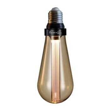 Buster + Punch -LED-lamppu E27 5W himmennys kulta
