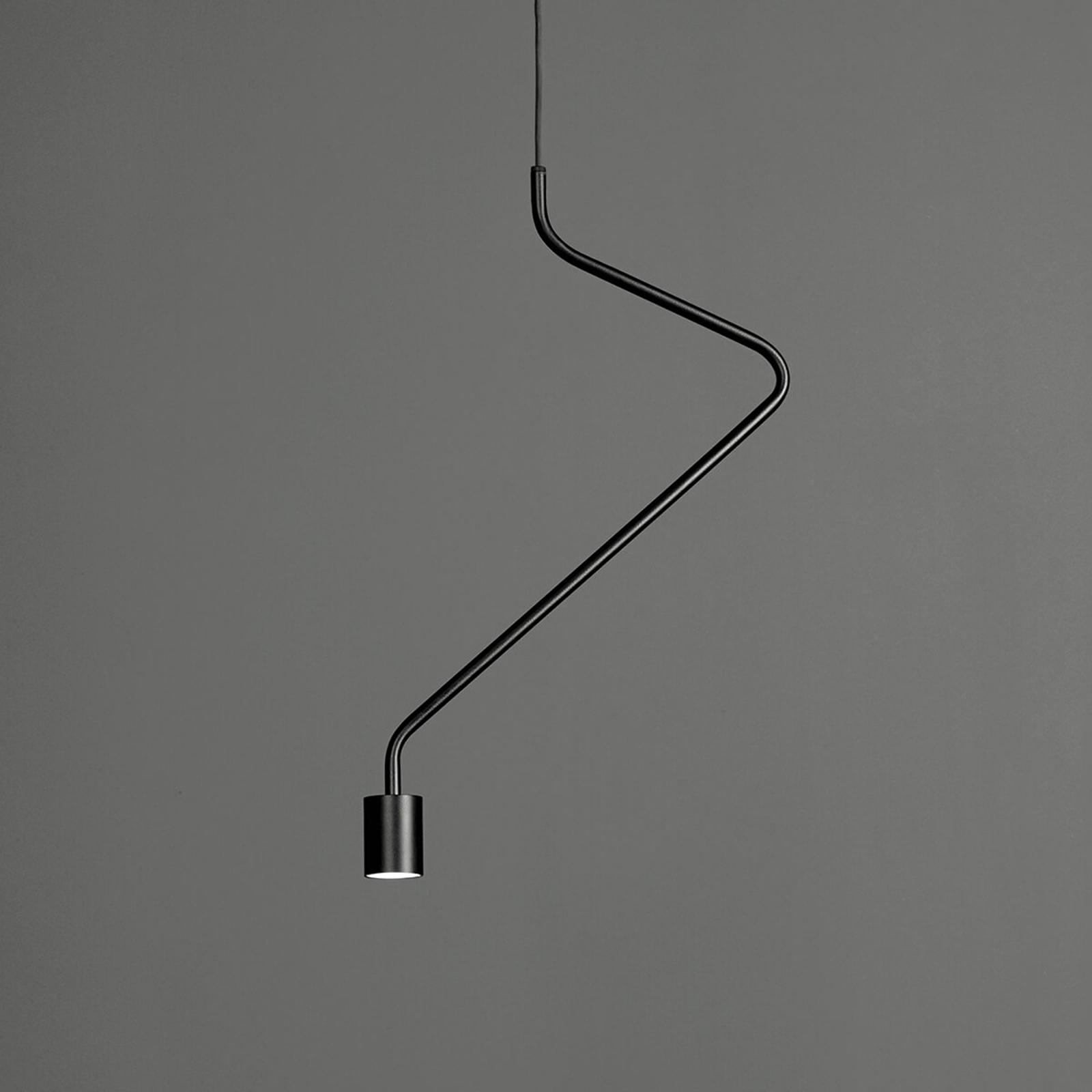 Sierlijke LED hanglamp Caos