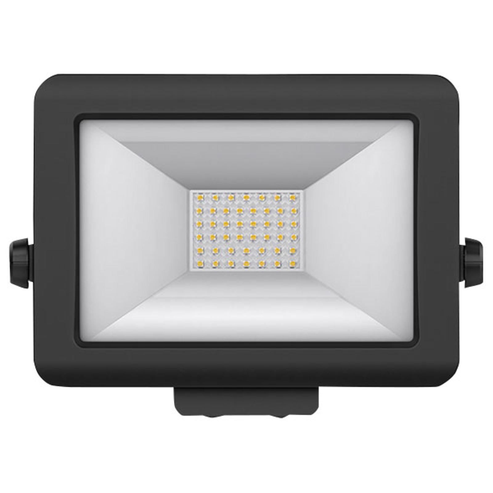 Theben theLeda B30L spot d'extérieur LED, noir