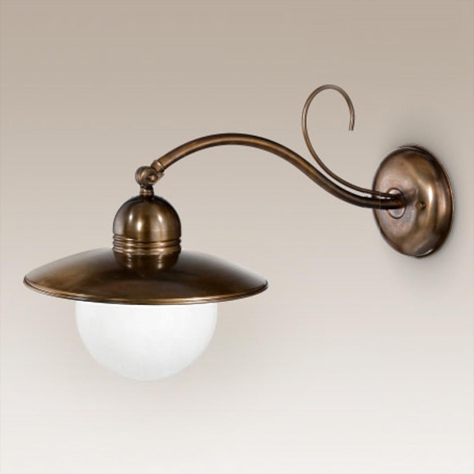 Fraai gevormde wandlamp Taverna