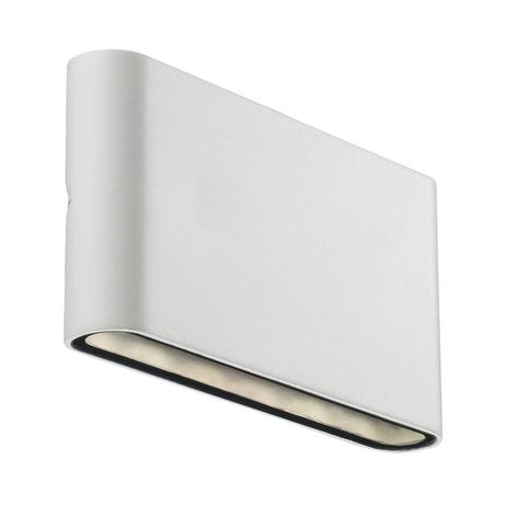 LED-ulkoseinälamppu Kinver ohuella muotoilulla