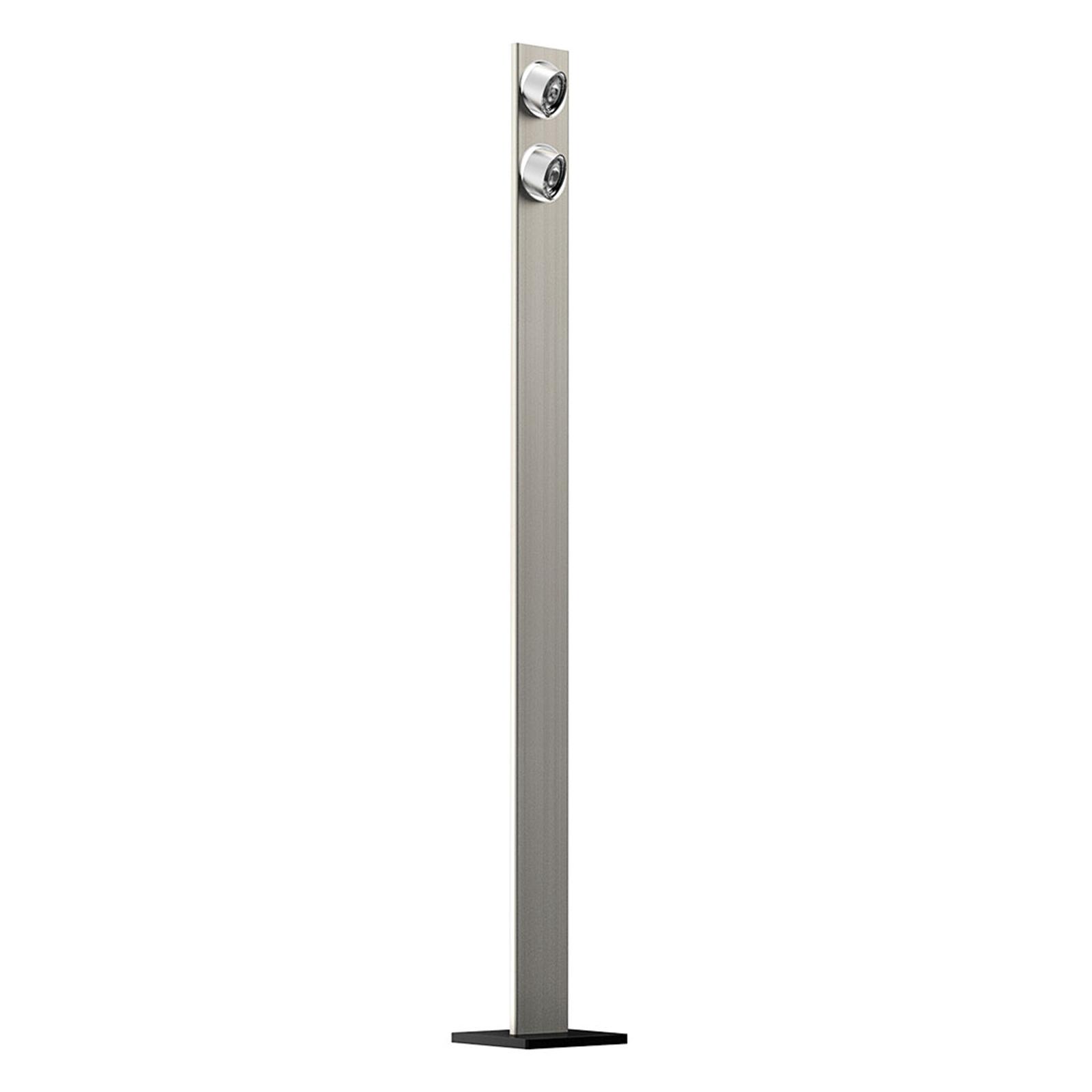 Lampa stojąca LED Light Wave, ściemniacz dotykowy