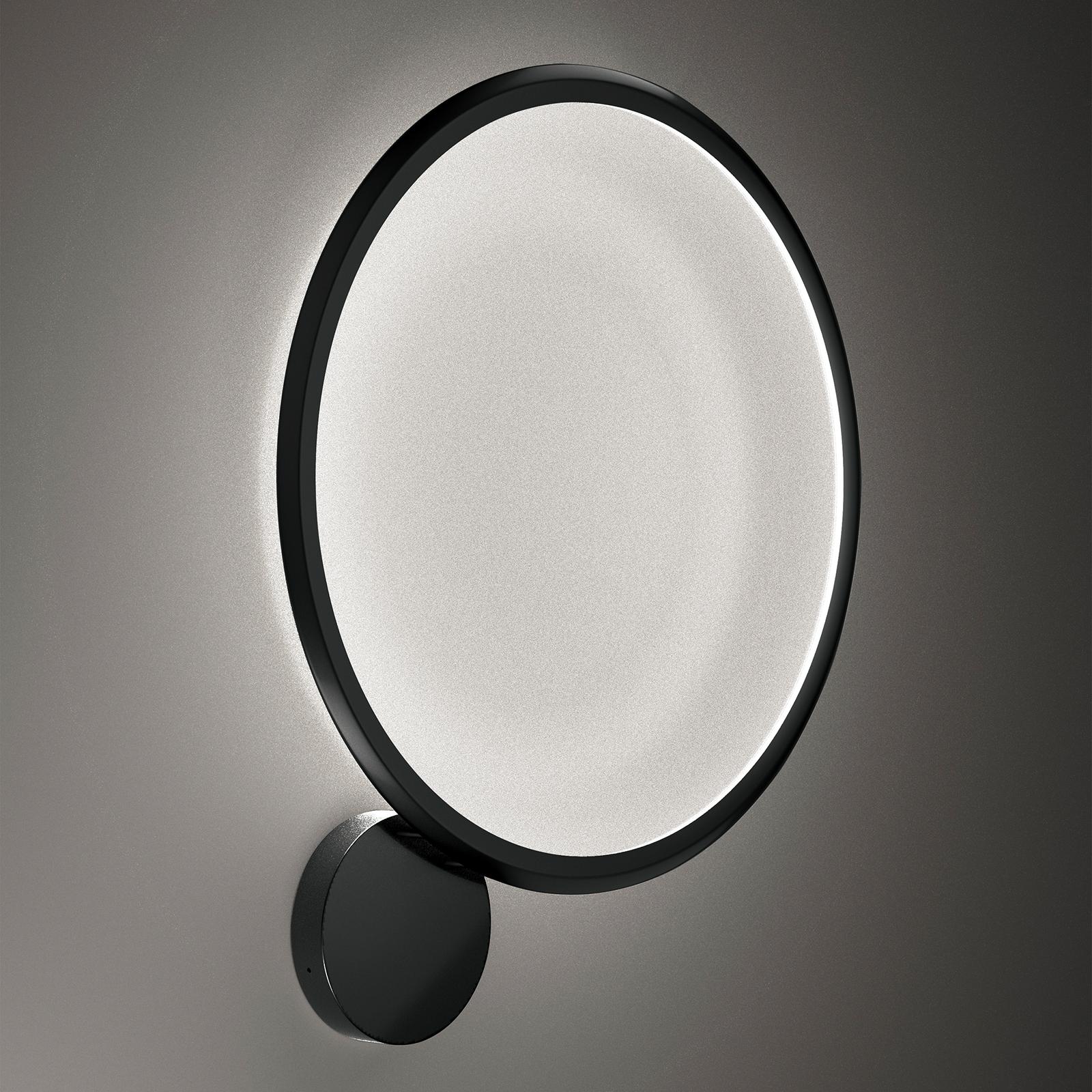 Artemide Discovery LED-Wandleuchte schwarz