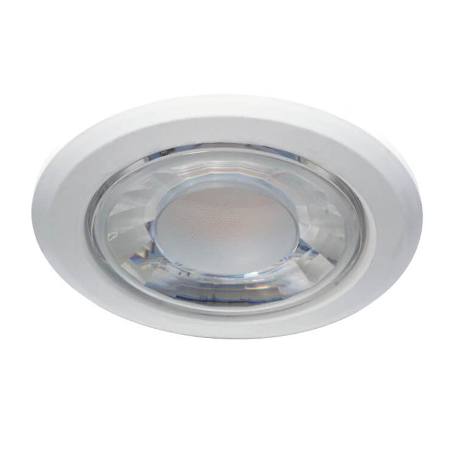 LED-Einbaustrahler Dekto 10,5cm 60° 15W 4.000K