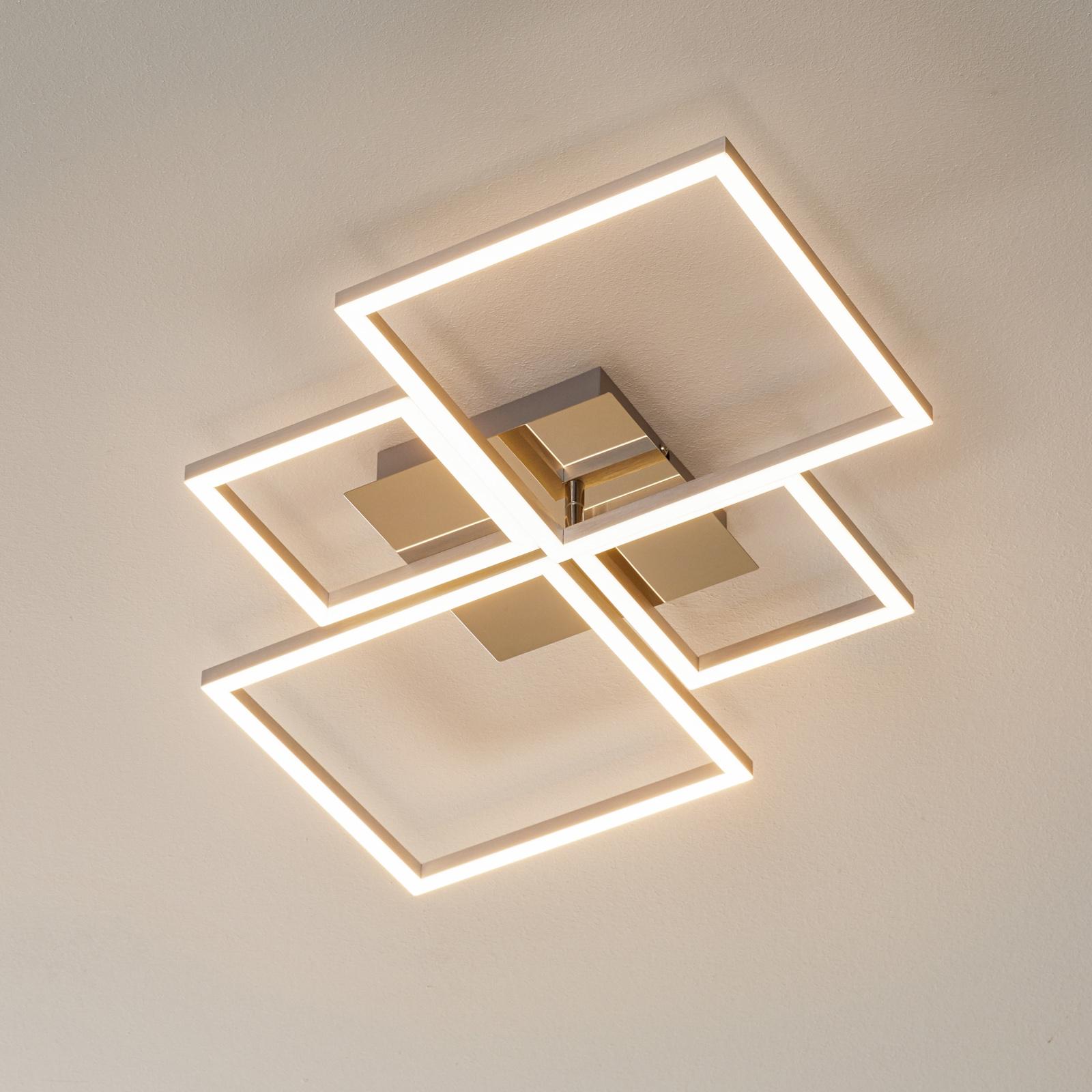 LED-taklampe 3128-018 dimbar med veggbryter