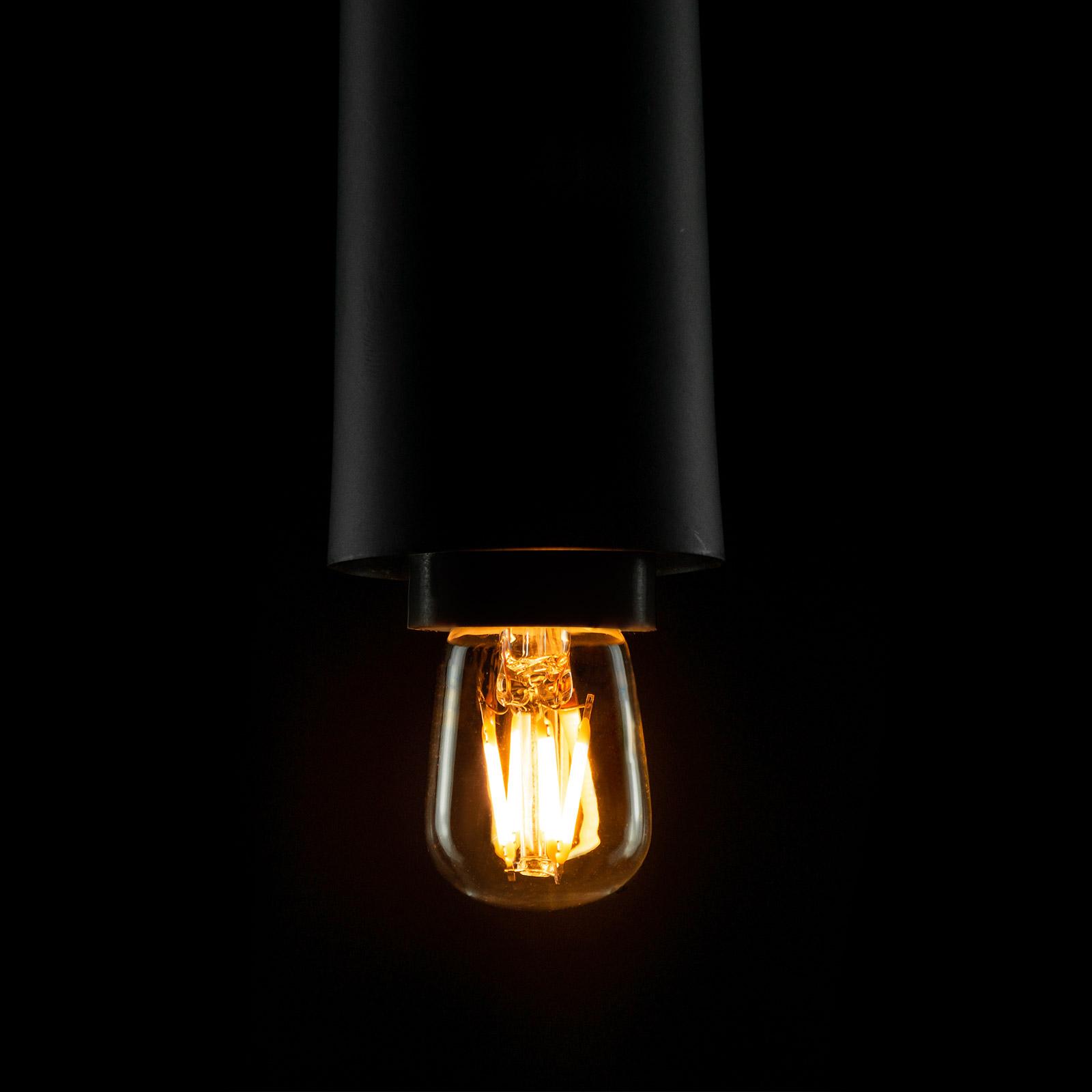 LED koelkastlamp E14 1,5W 2.200K 100lm helder