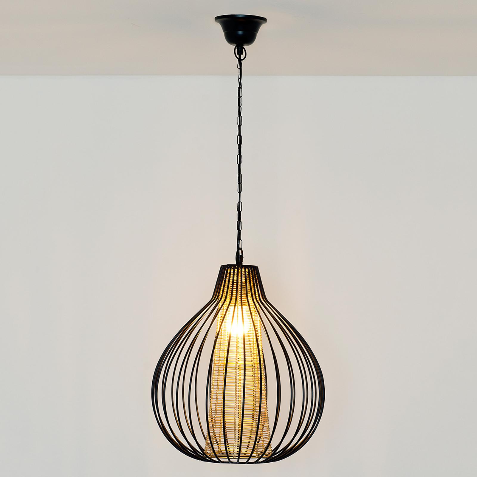 Produktové foto J. Holländer Závěsné světlo Capello, Ø 35 cm