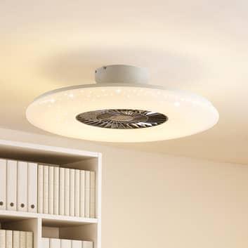 Starluna Klamina ventilatore a pale LED con luce
