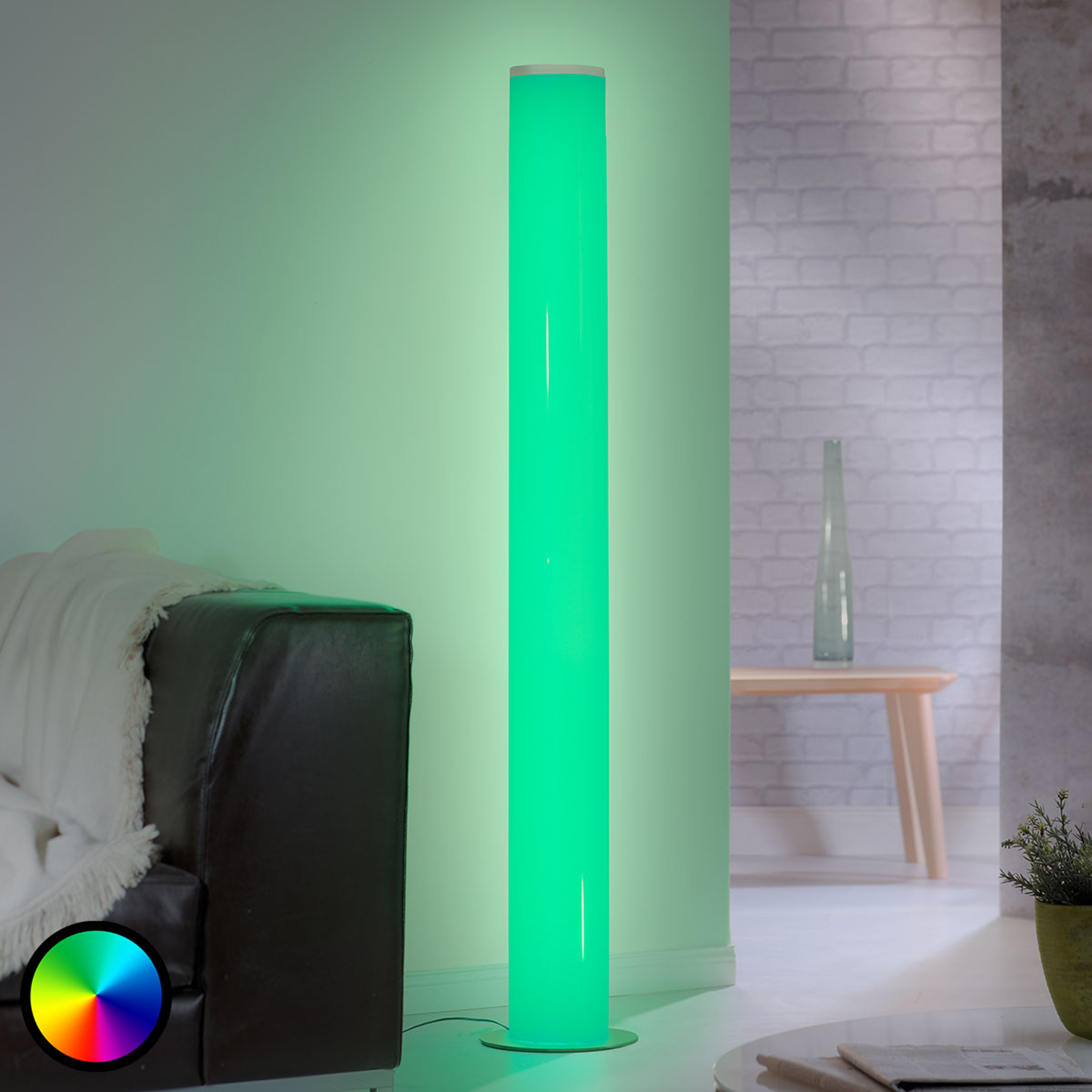 Trio WiZ Pantilon lampadaire LED