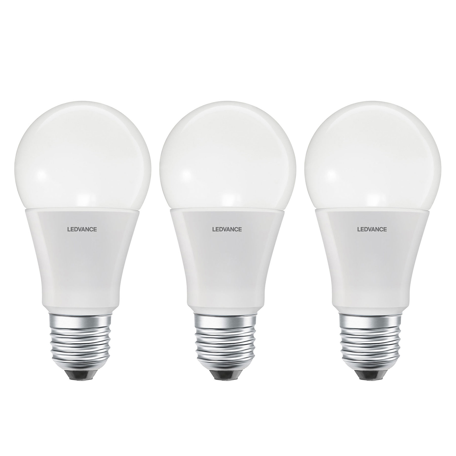 LEDVANCE SMART+ WiFi E27 14W Classic 2.700K 3er