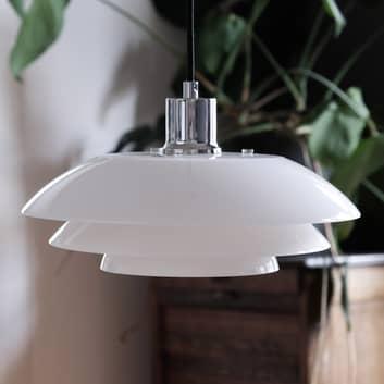 Dyberg Larsen DL31 Opal hængelampe i glas