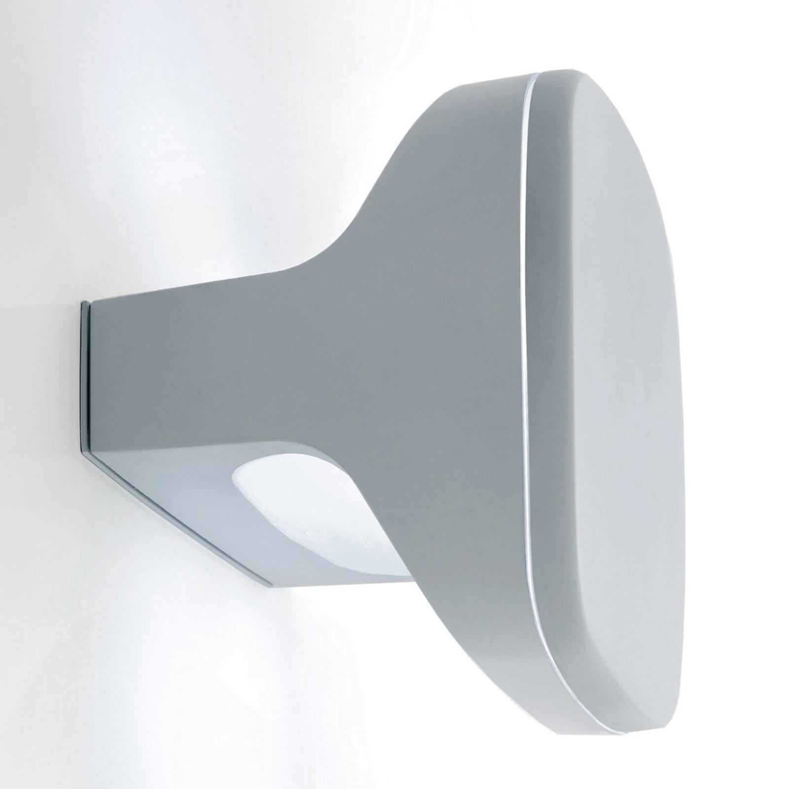 Zeer moderne LED buiten wandlamp Sky, aluminium
