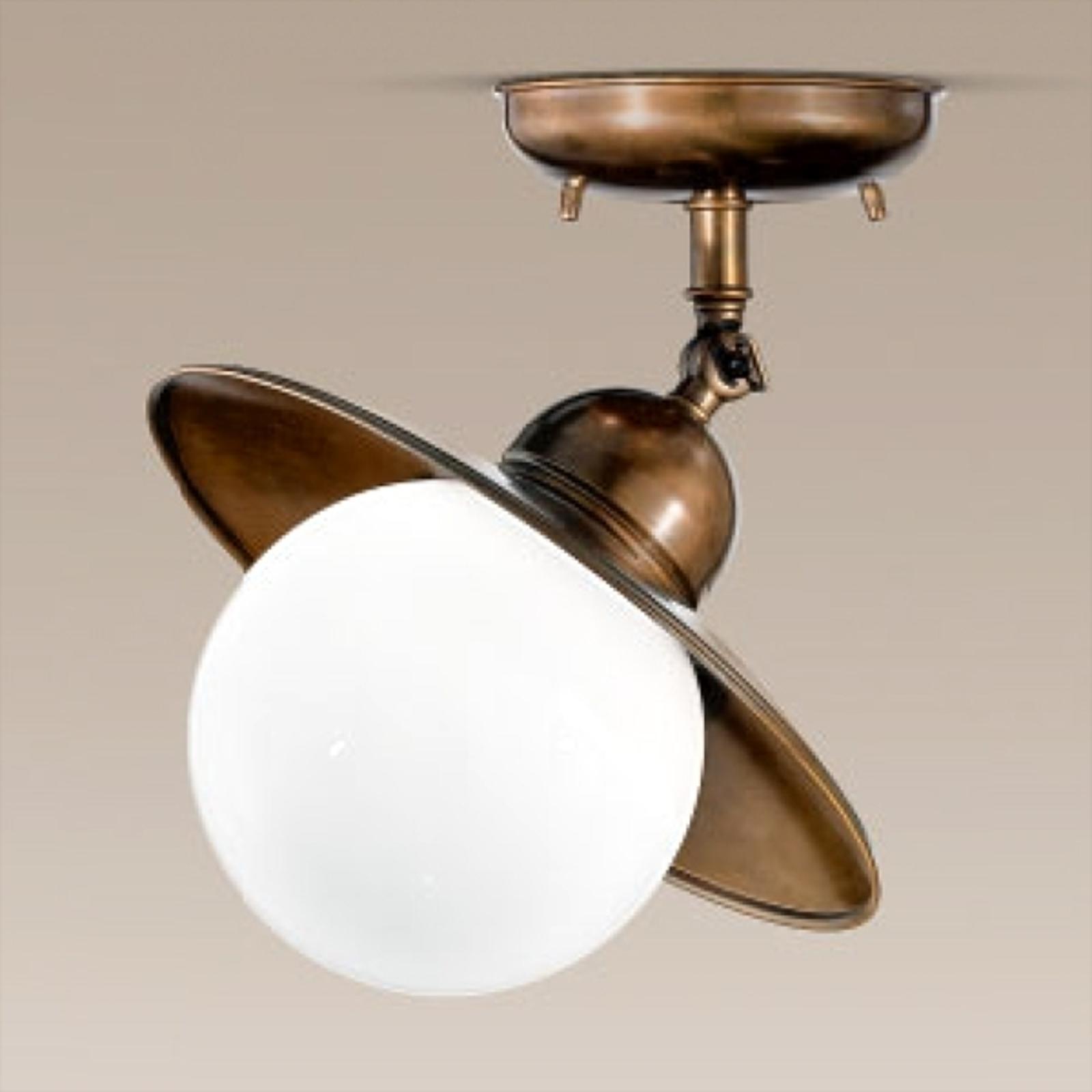 Lámpara de techo giratoria Taverna