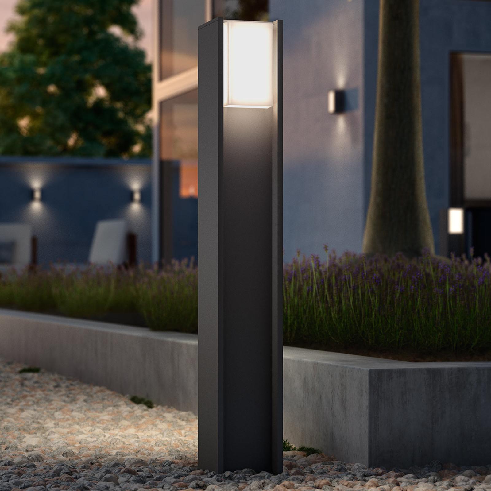 Philips Hue słupek ogrodowy LED Turaco, aplikacja