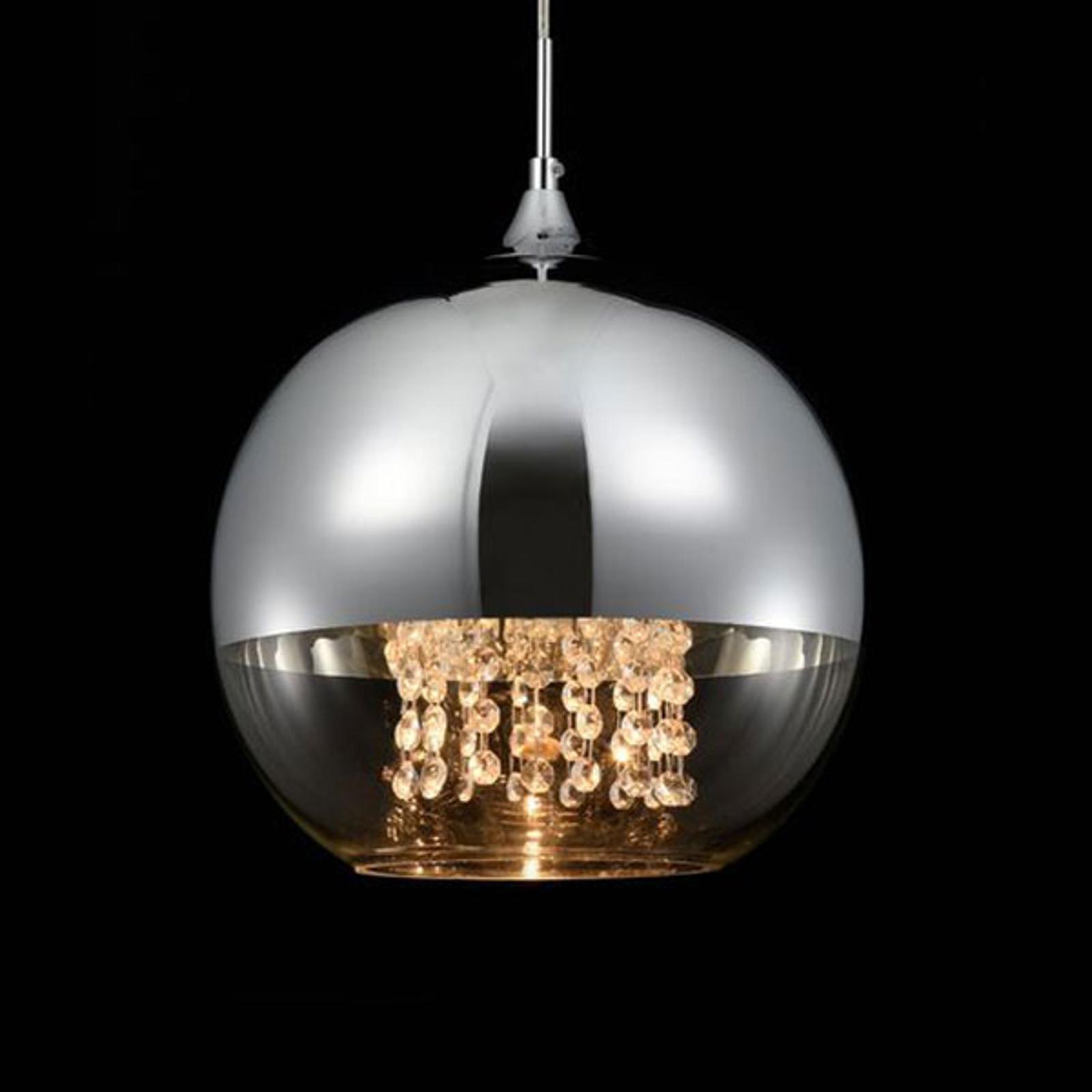 Fermi - bolvormige hanglamp - 30 cm