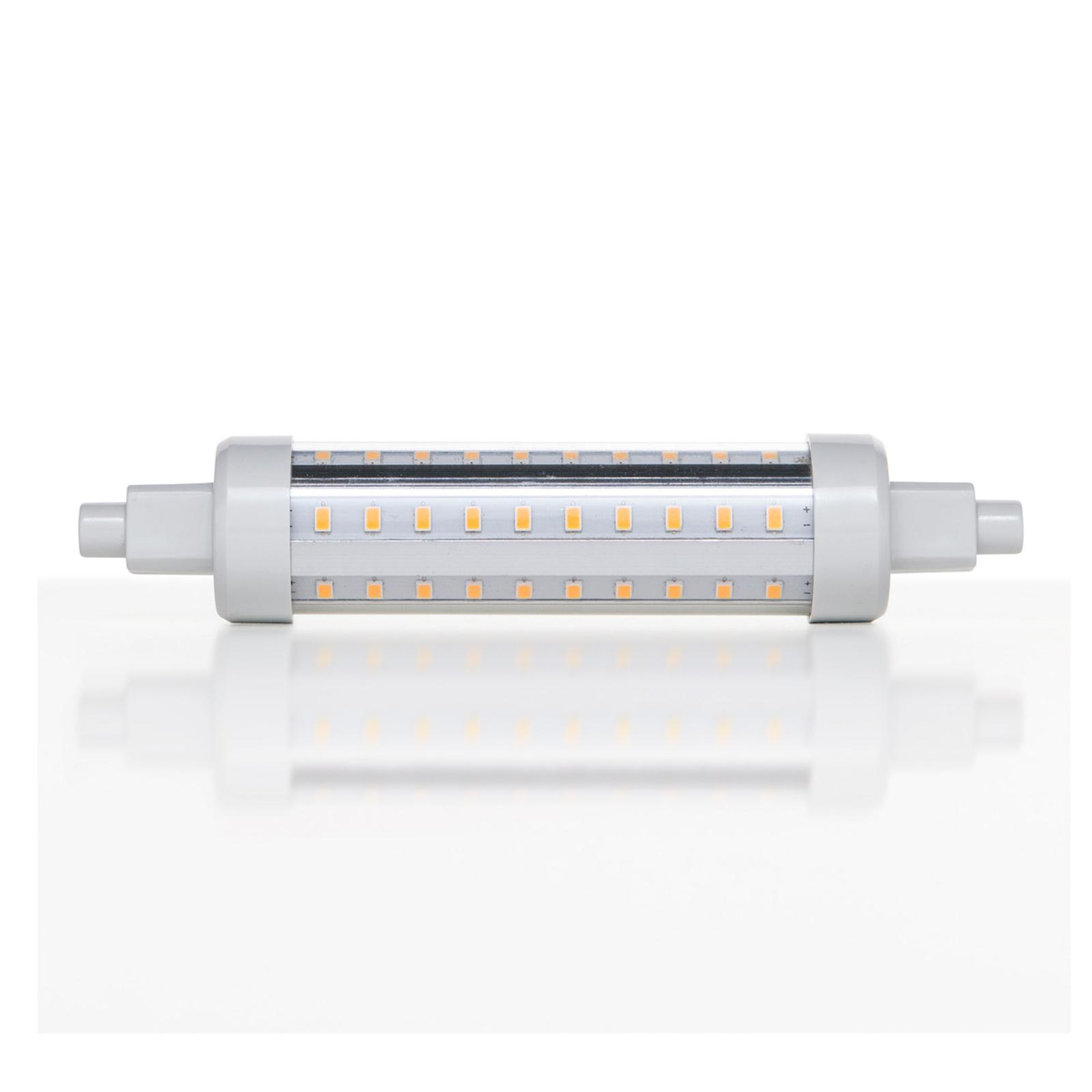 R7s 10W 830 LED-pære i stavform