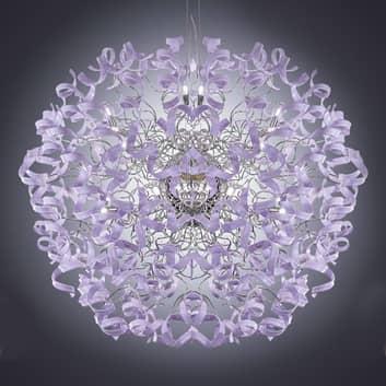 Underbart vacker taklampa LILLA Kugel, 115 cm