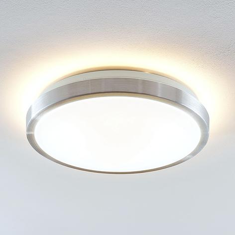 Lindby Emelie lámpara de techo LED redonda 35 cm