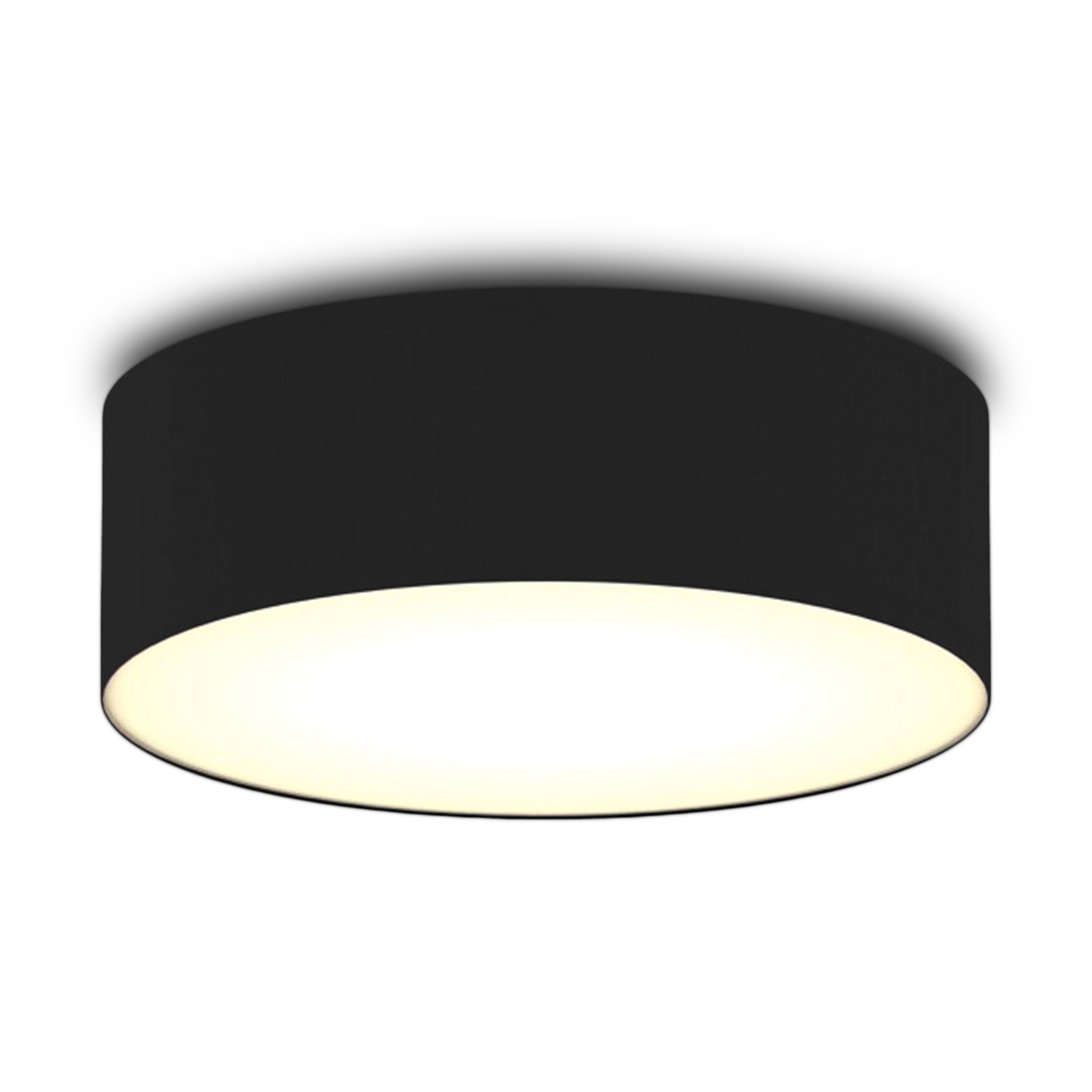 Czarna lampa sufitowa CEILING DREAM, 30 cm