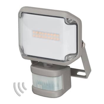AL IP44 udendørs LED-spot med IR-sensor