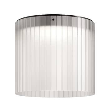 Kundalini Giass -LED-kattovalaisin Ø 40 cm