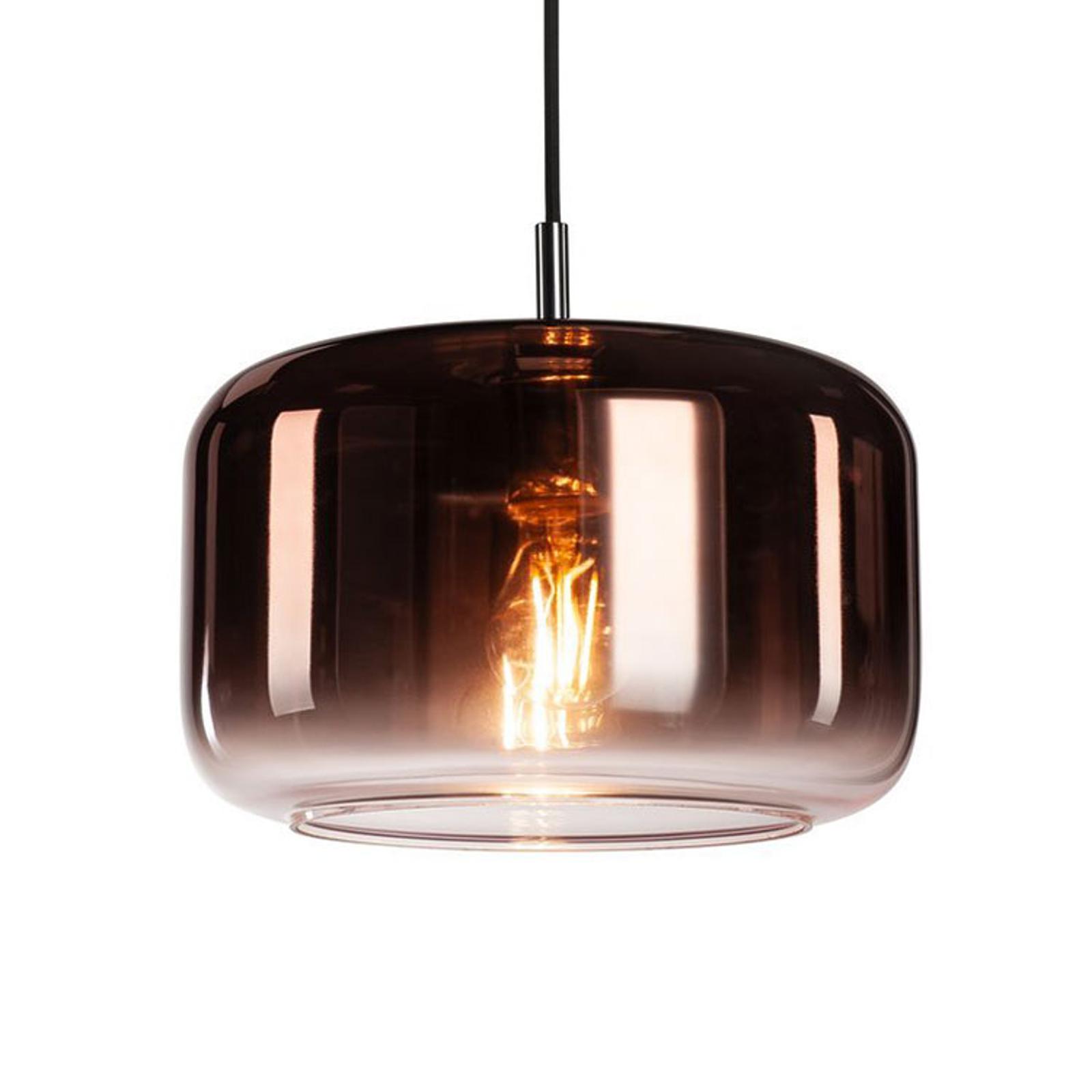 SLV Pantilo 28 lampa wisząca, Ø 28 cm, miedź