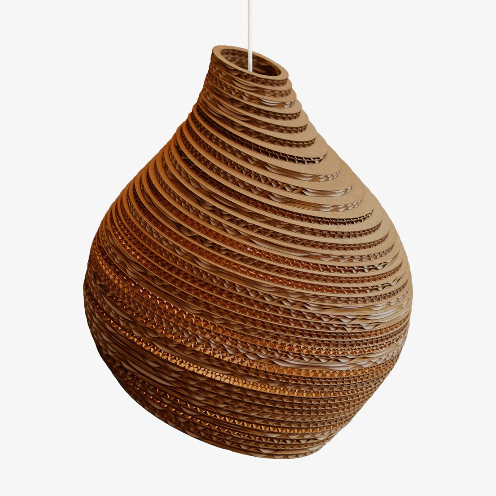 Lampa wisząca Hive Ø 38 cm