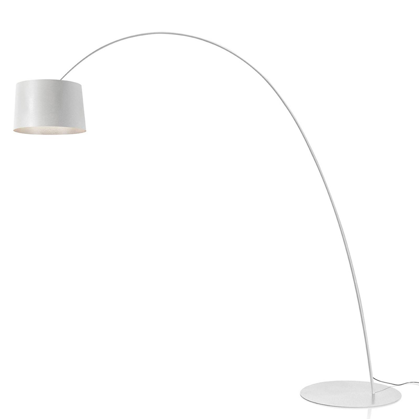Foscarini Twiggy LED-golvlampa vit