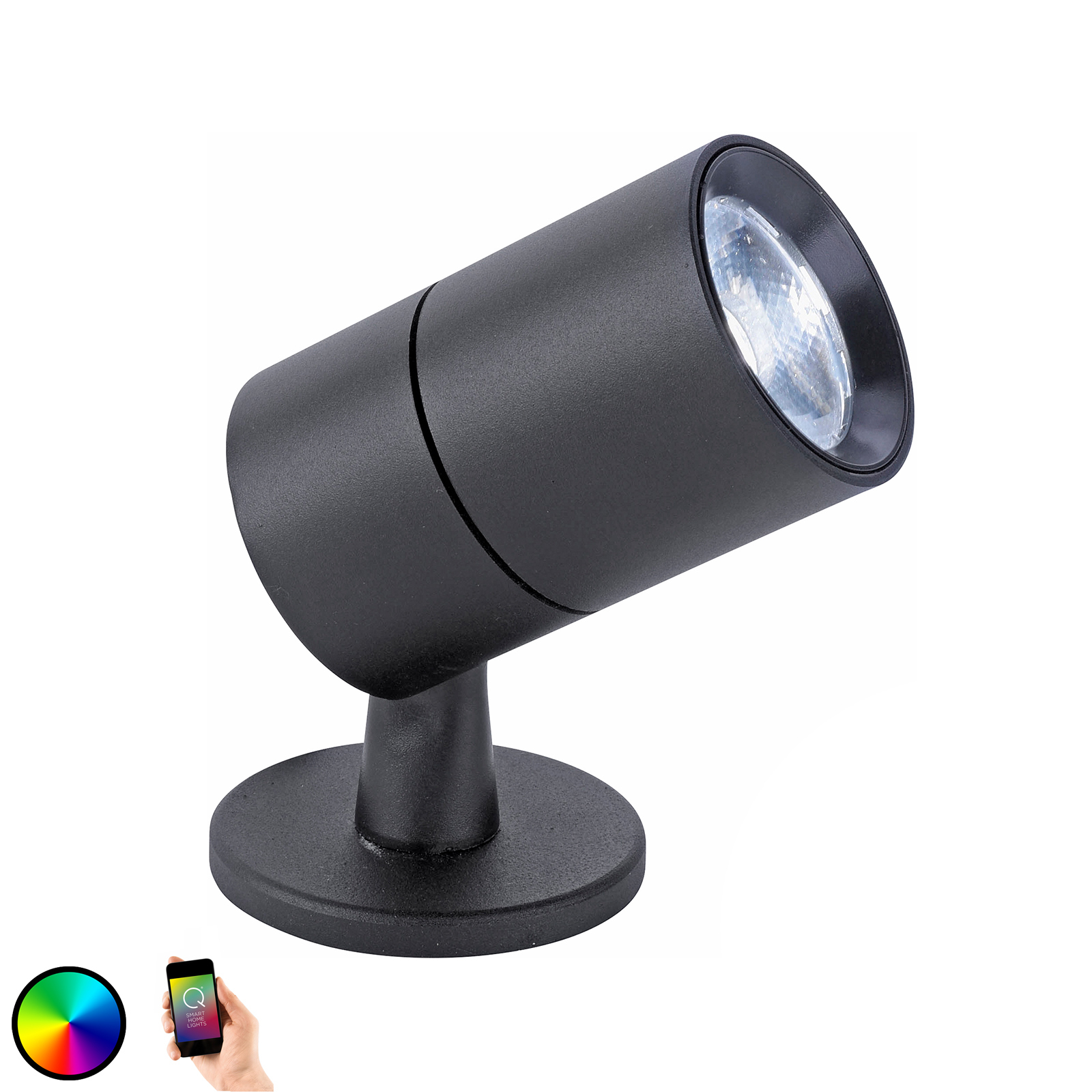 Paul Neuhaus Q-RAY LED tafellamp vloerlamp