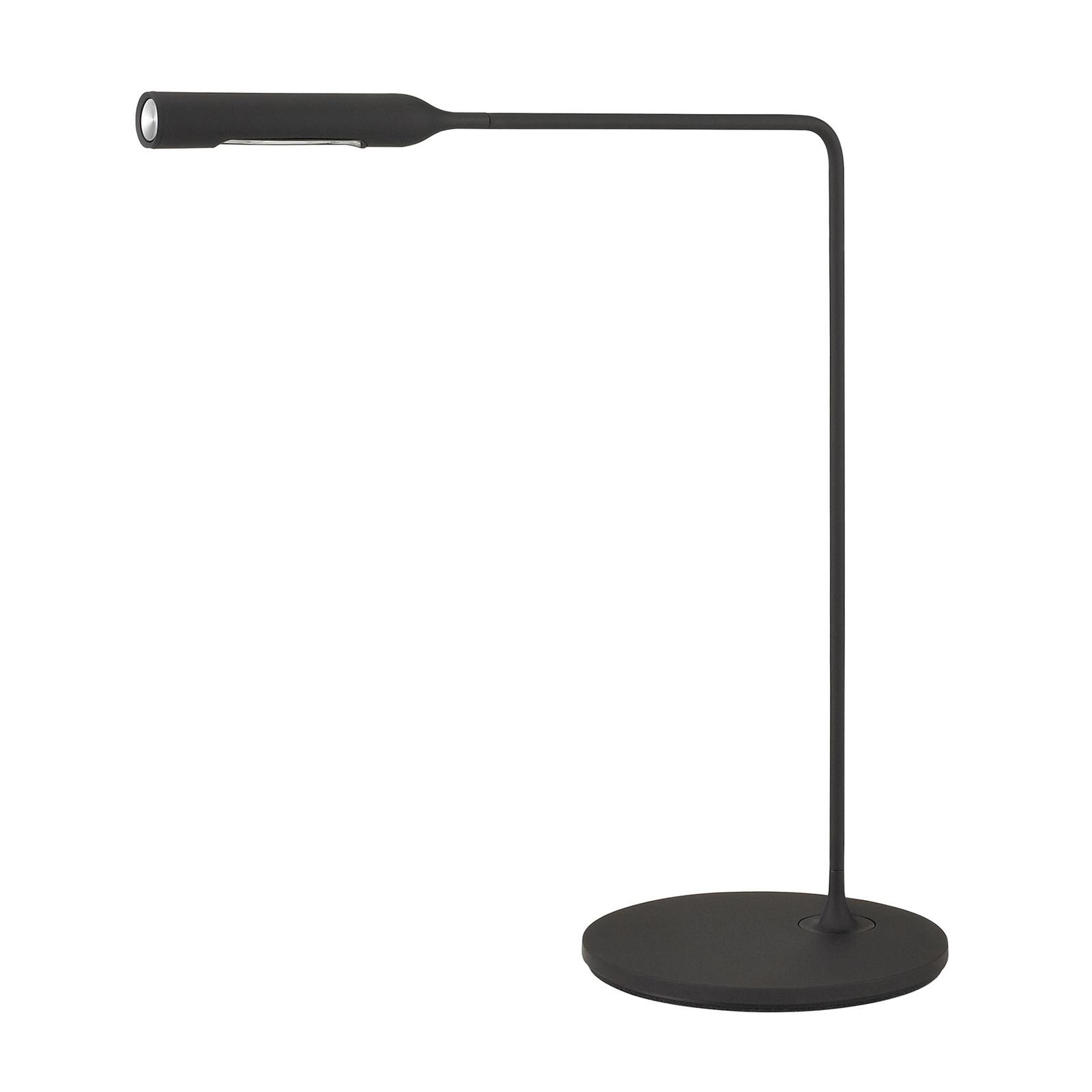 Lumina Flo LED-Tischleuchte 3.000K schwarz