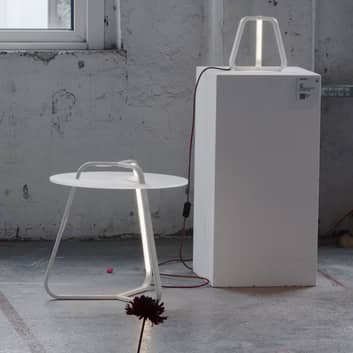 Martinelli Luce Toy LED-bordslampa med hylla