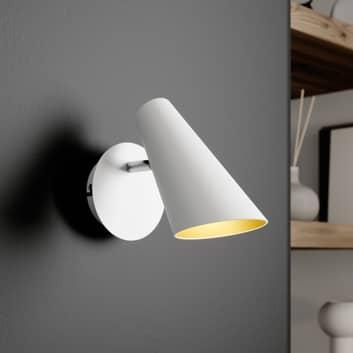 Lucande Wibke væglampe i hvid