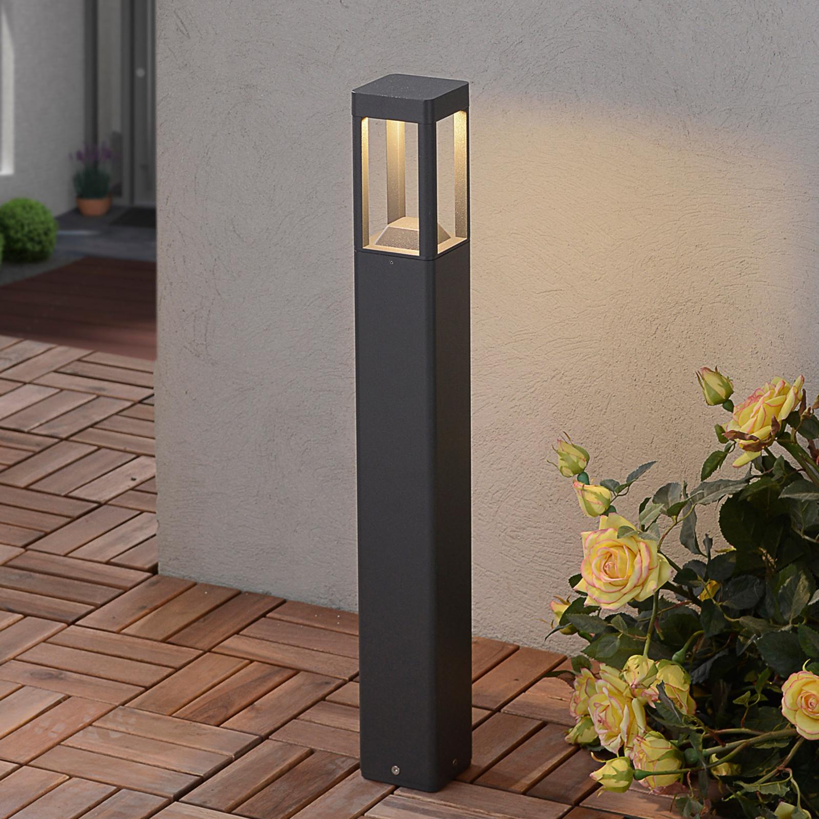 LED-gatelampe Bernd