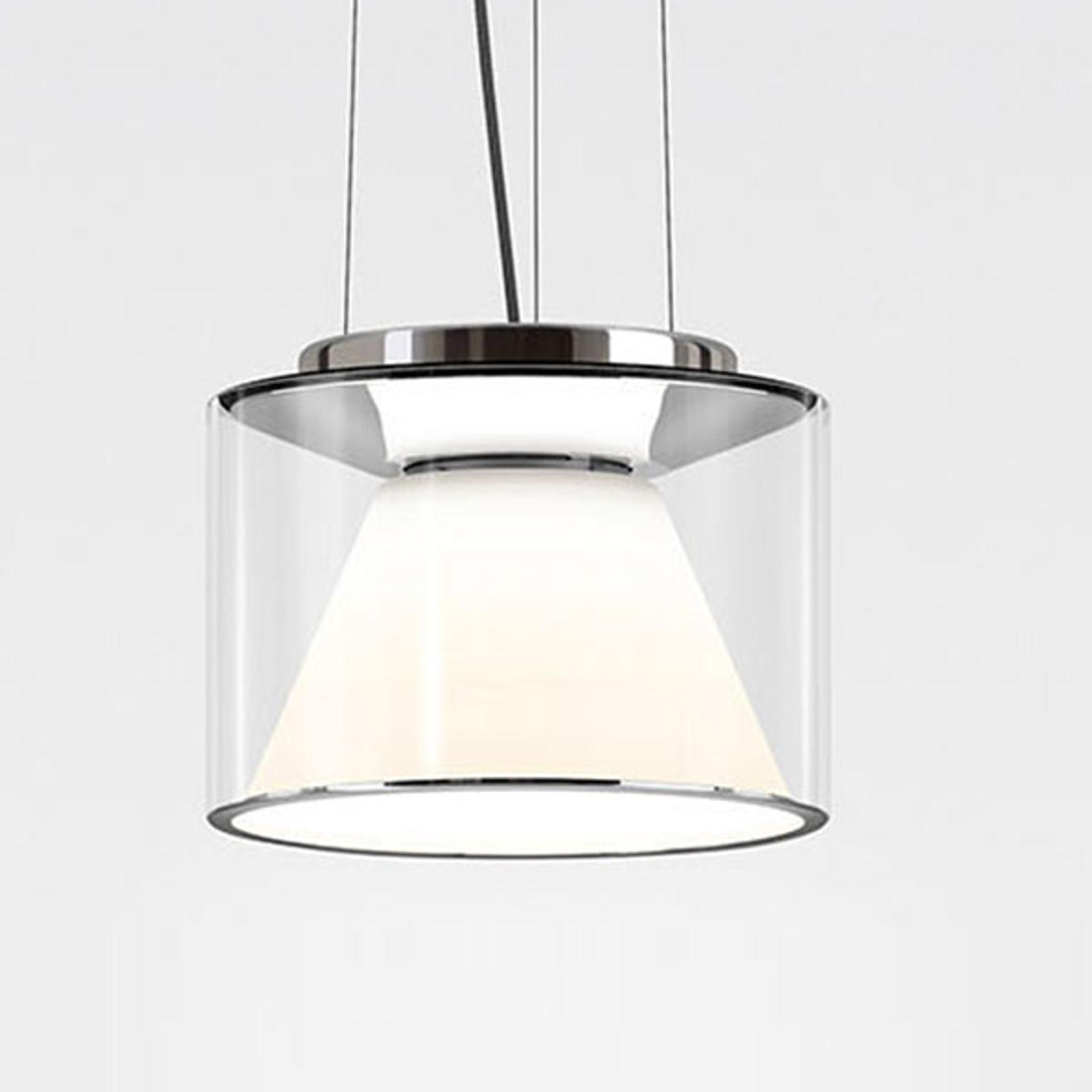 serien.lighting Drum S Pendel Seil 927 Triac flach