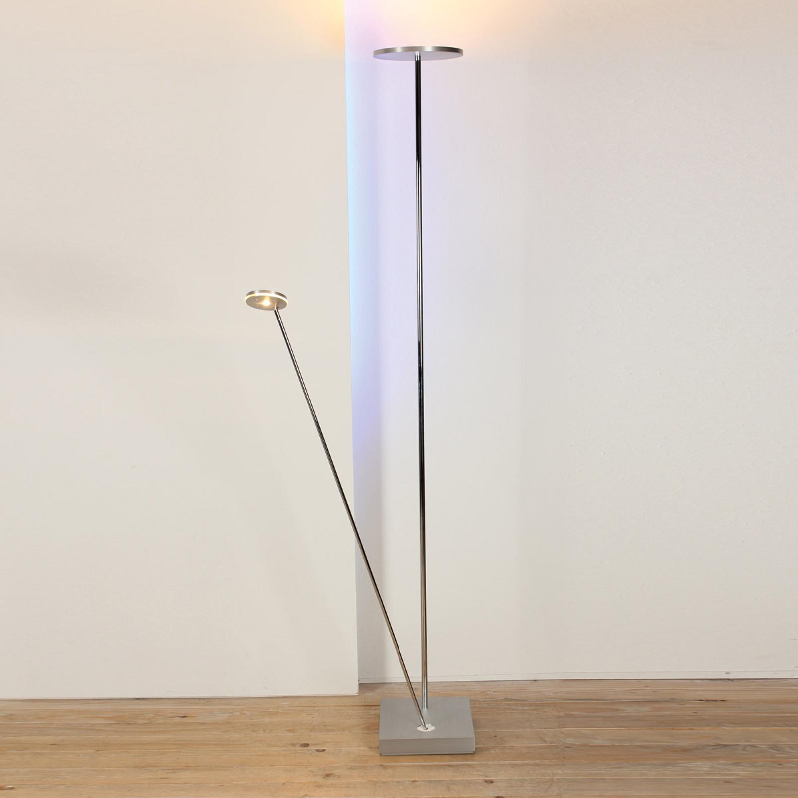 Lampadaire éclairage indirect LED Spot It, liseuse