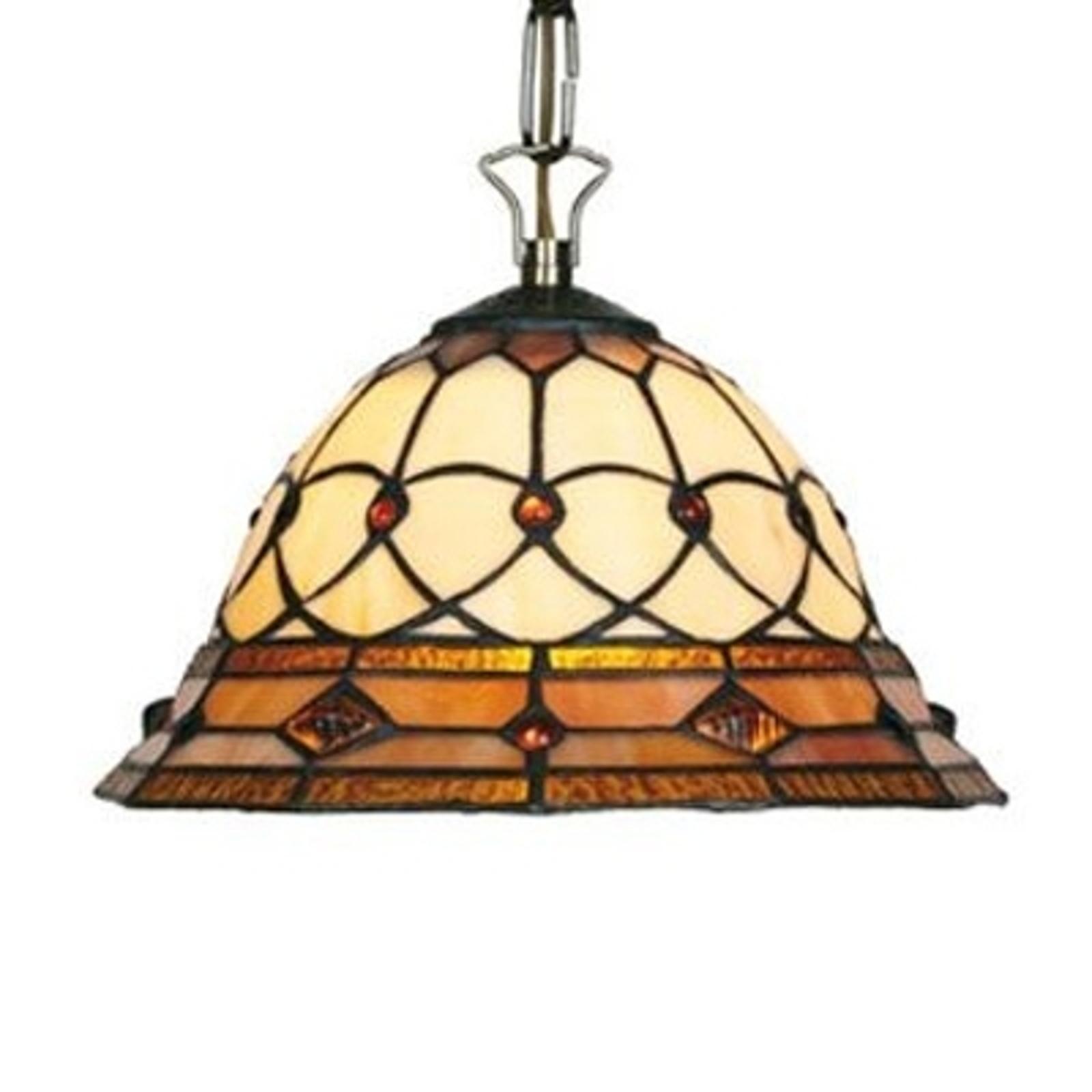 Mała lampa wisząca Anthea 25 cm