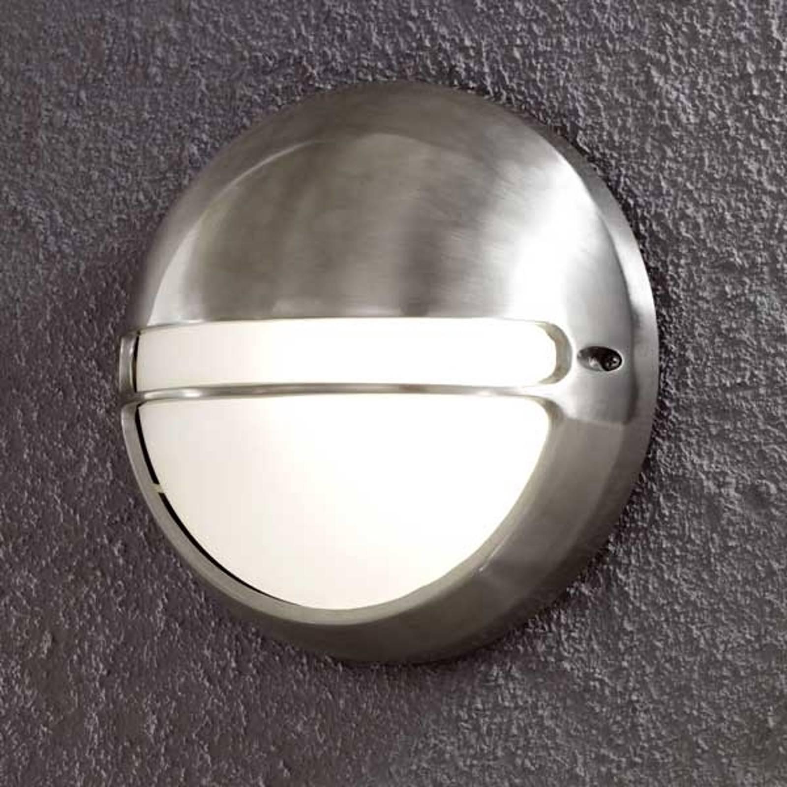 Außenwandleuchte Torino in runder Form