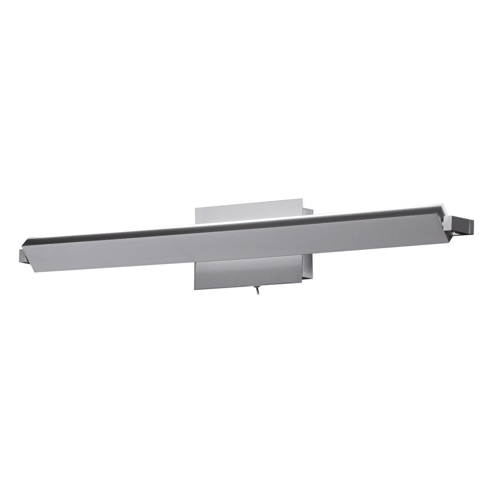 LED-vegglampe Pare, dreibar, med bryter, 58 cm