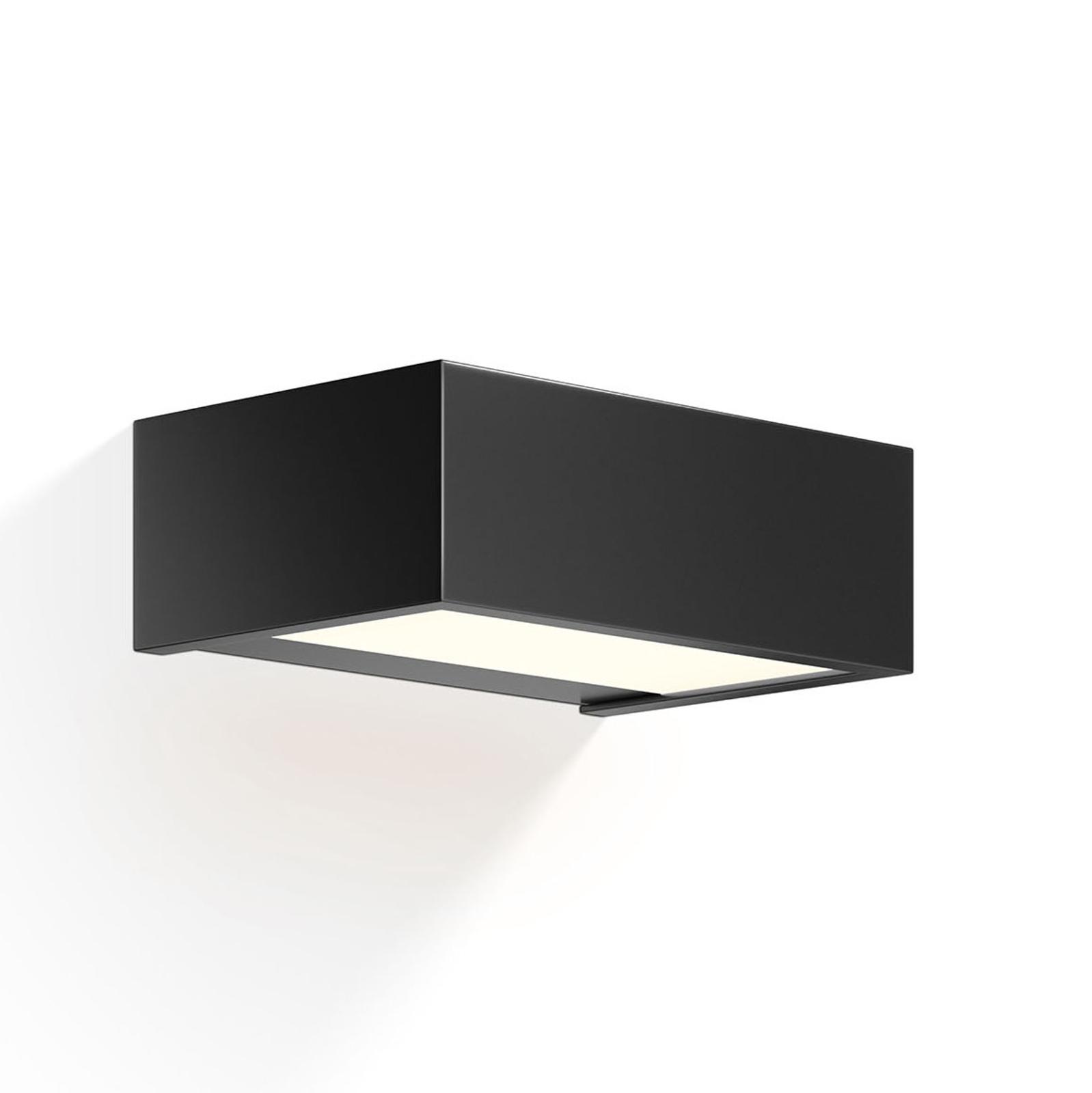 Decor Walther Box LED-lampa svart 2700K 15 cm