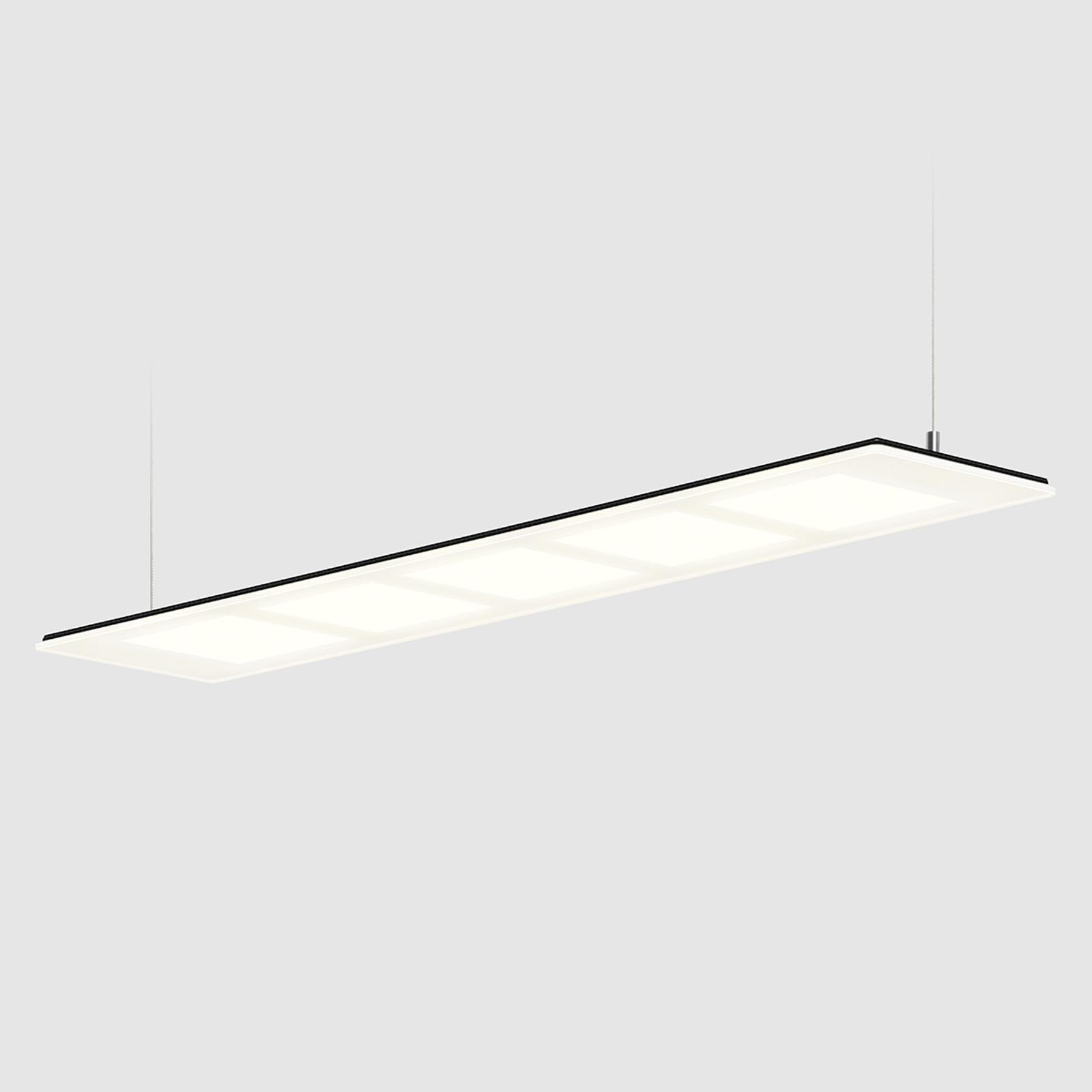 Czarna lampa wisząca OLED OMLED One s5