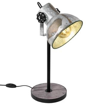Stolní lampa Barnstaple v industriálním designu