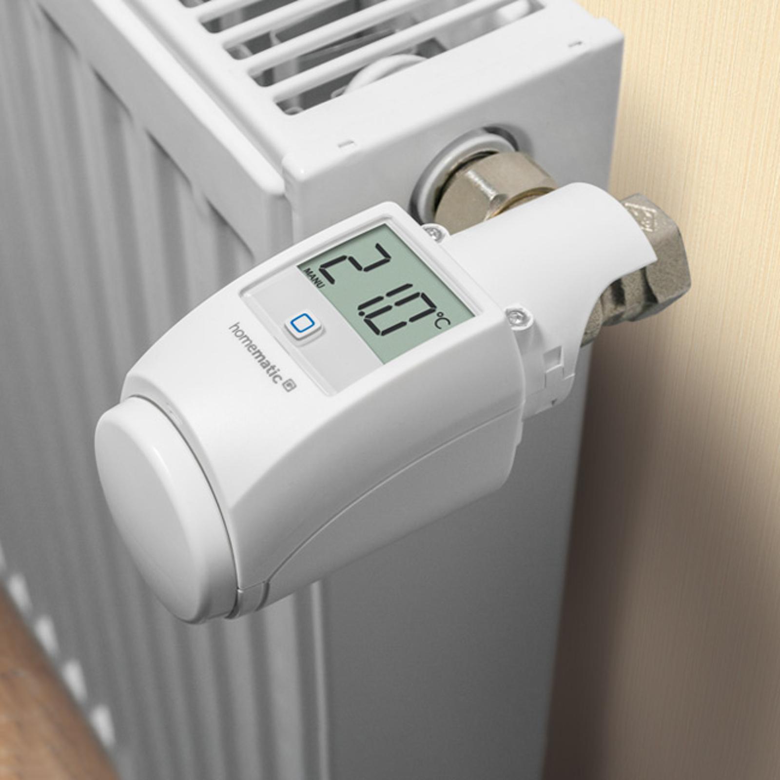 Homematic IP diefstalbescherming thermostaat