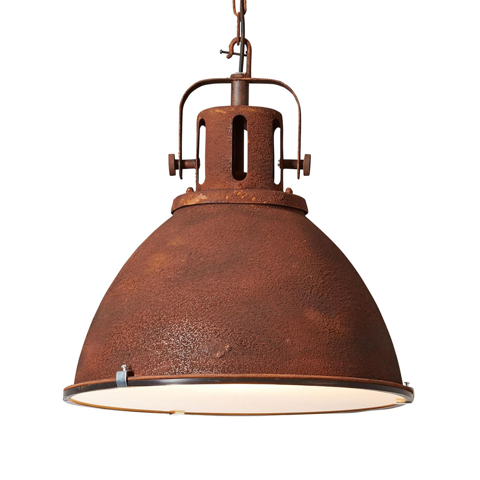 Styl industrialny - lampa wisząca Jesper