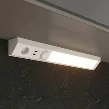 Arcchio Turim -LED-kaapinalusvalo, CCT, valkoinen
