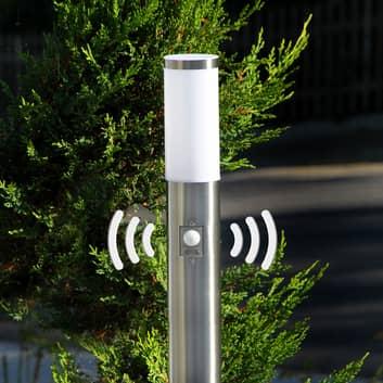 Kristof - sensor vejlampe af rustfrit stål